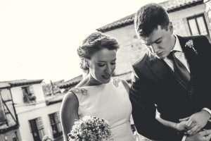 Entrada de la novia, fotografo de bodas