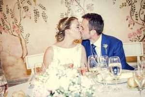 fotografiar besos de boda