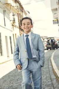 Fotos niño de Comunion en Mérida