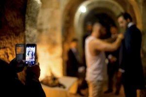 fotosgrafo de bodas en monasterio de lupiana