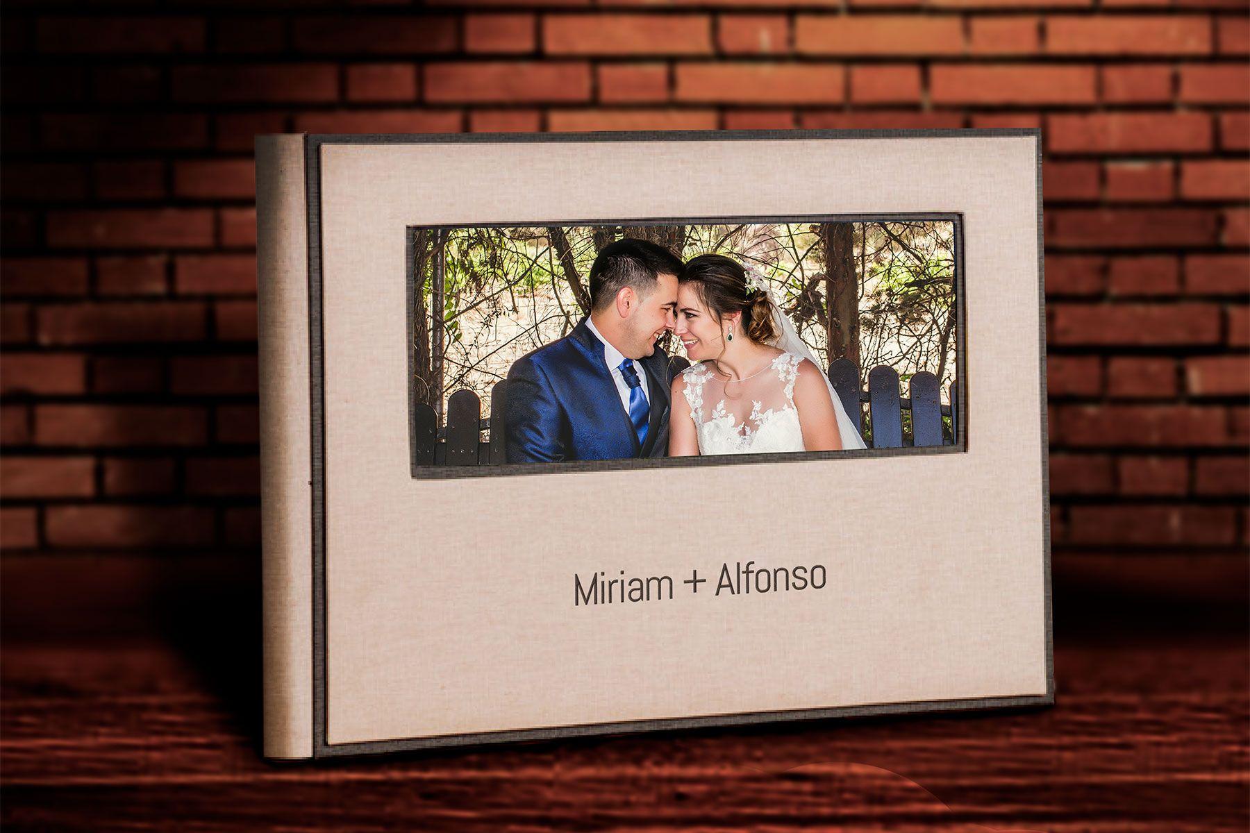 album digital de boda