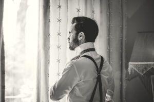 fotografía de boda en cigarral de las mercedes