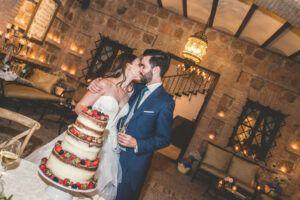 sesión de boda cigarral de las mercedes toledo