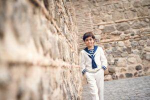 Fotos de Comunión en Toledo con Alberto