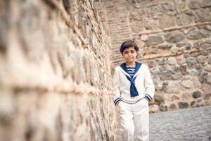 Reportaje de Comunión en Toledo con Alberto